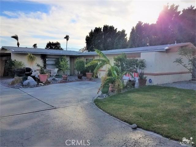 68015 Espada Road, Cathedral City, CA, 92234