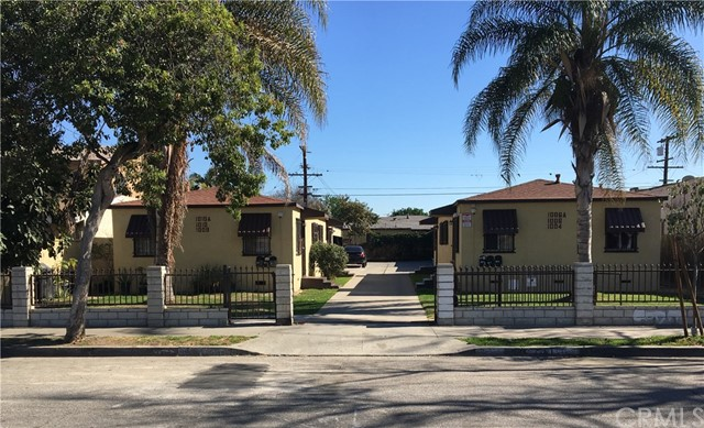 Residential Income for Sale at 1008 N Burris Avenue 1008 N Burris Avenue Compton, California 90221 United States