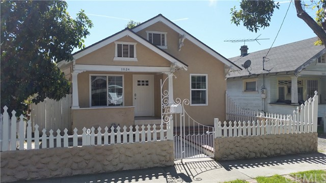 Single Family Home for Sale at 1024 3rd Street W Santa Ana, California 92703 United States