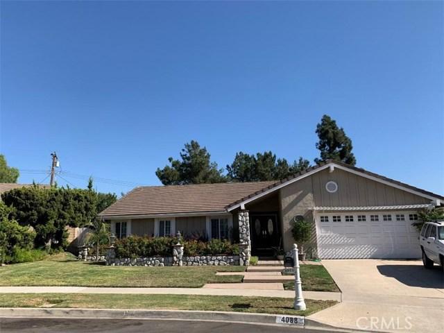 4088 Jeffrey Drive, Yorba Linda, California