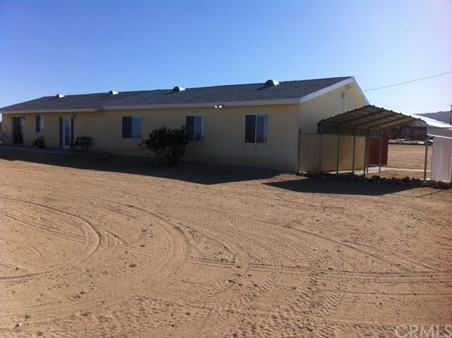 Single Family Home for Sale at 5765 Greasewood Lane Johnson Valley, California 92285 United States