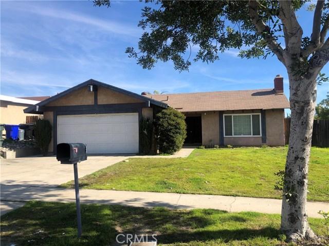 8781 Comet Street Rancho Cucamonga CA 91730