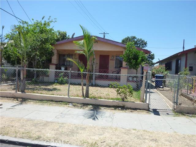 4159 - 4161 Ascot Avenue, Los Angeles, California 90011