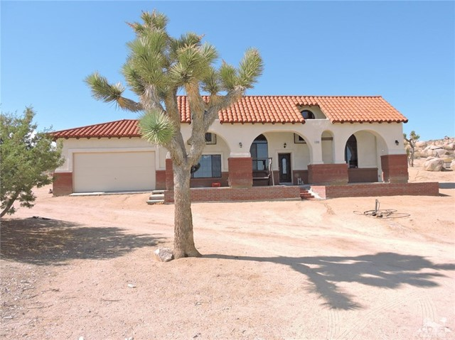 52100 Gods Way Love Road Pioneertown, CA 92268 - MLS #: 218020578DA