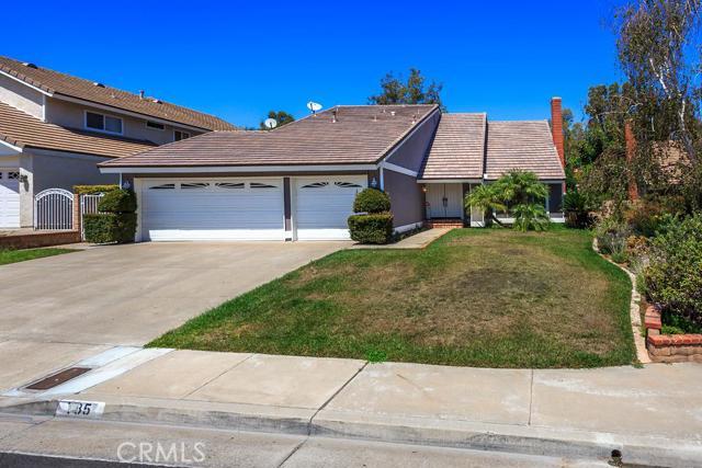 Single Family Home for Sale at 785 Oak Knoll St Brea, California 92821 United States