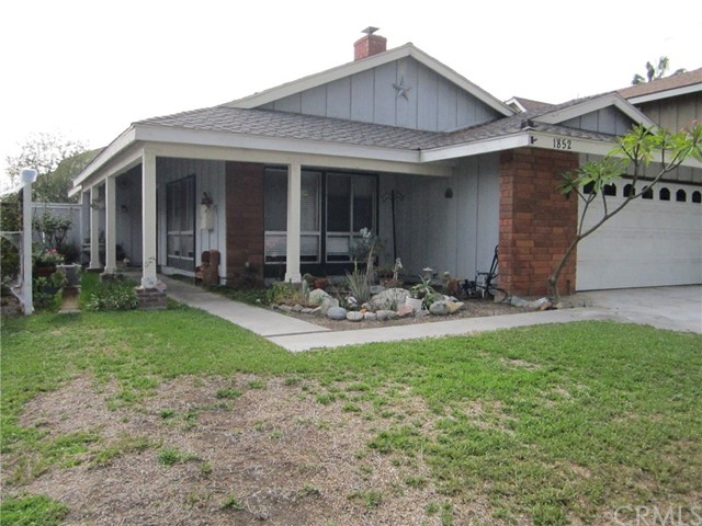 1852 Brookshire Avenue Tustin, CA 92780 is listed for sale as MLS Listing PW16736646