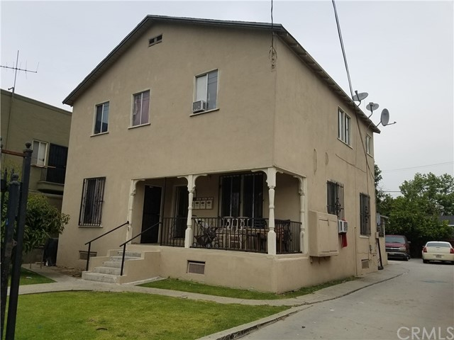 Residential Income for Sale at 1183 W 24th Street 1183 W 24th Street Los Angeles, California 90007 United States