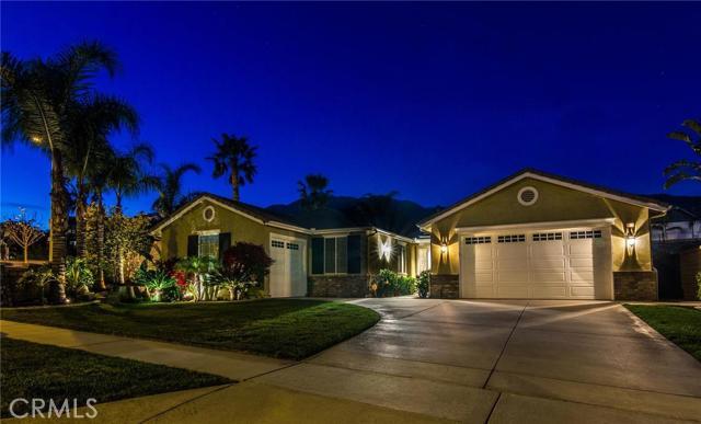 12316 Split Rein Drive Rancho Cucamonga CA  91739
