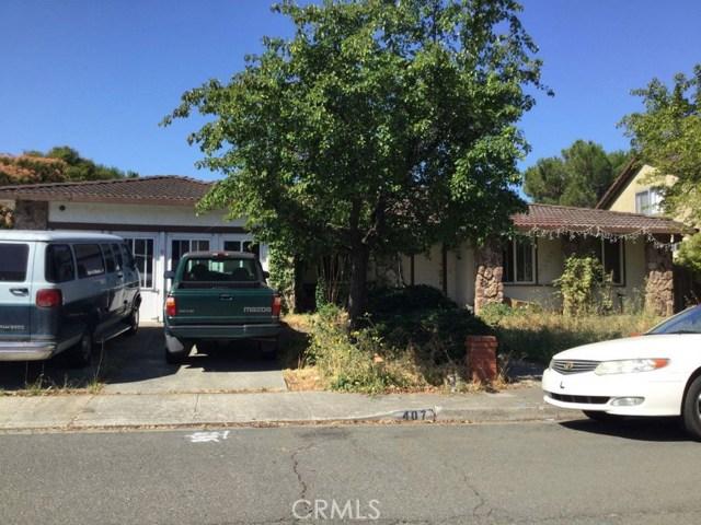 407 N Brunswick Drive N, Vallejo, CA 94591