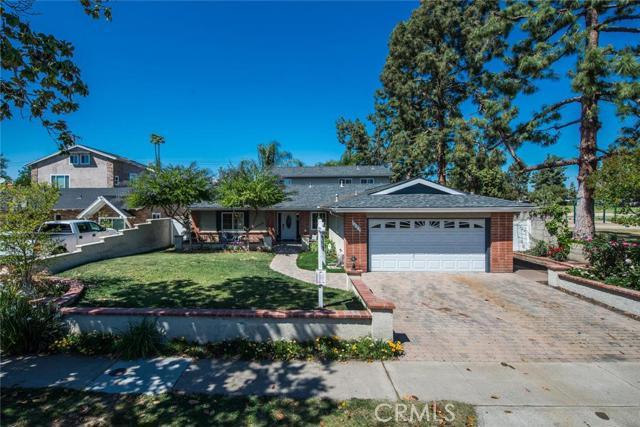 Single Family Home for Sale at 1621 Portola St Santa Ana, California 92705 United States