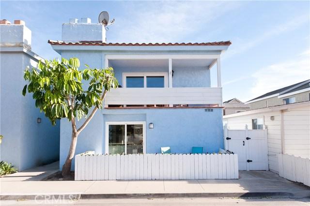 208 Fern Street  Newport Beach CA 92663