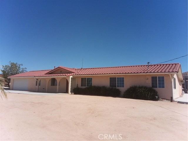 51125 Ocotillo Rd, Johnson Valley, CA 92285 Photo