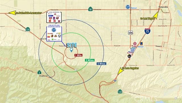 0 Monte Vista Road Phelan, CA 92371 - MLS #: OC18143620