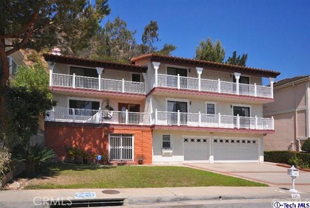 3381 Oakmont View Drive, Glendale, CA, 91208