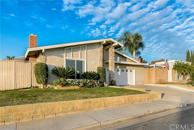 Single Family Home for Sale at 1975 Skywood Street Brea, California 92821 United States