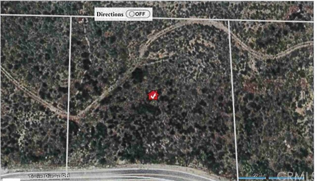 Land for Sale at Twin Pines Road Banning, California United States