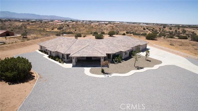 Single Family Home for Sale at 8316 Joshua Road Oak Hills, California 92344 United States