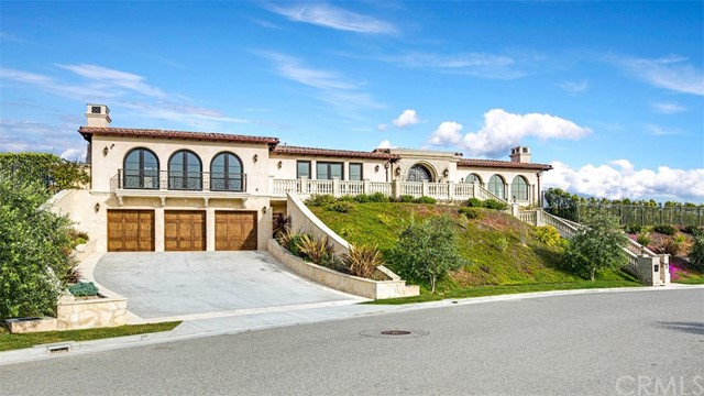 Single Family Home for Sale at 31990 Emerald View Drive Rancho Palos Verdes, California 90275 United States