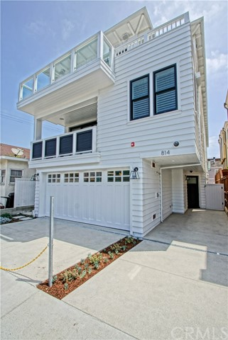 Additional photo for property listing at Stunning New Townhome 815 Crest Drive Manhattan Beach, 캘리포니아,90266 미국