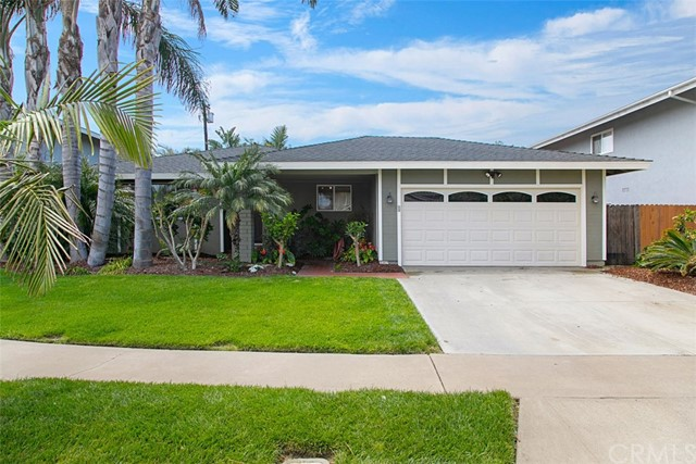 9362  Malahine Drive, Huntington Beach, California