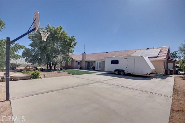 16977 Mesquite Road Apple Valley, CA 92307 - MLS #: EV18158076