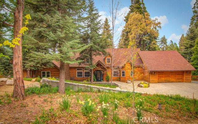 636 Crest Estates Way, Lake Arrowhead, CA 92352