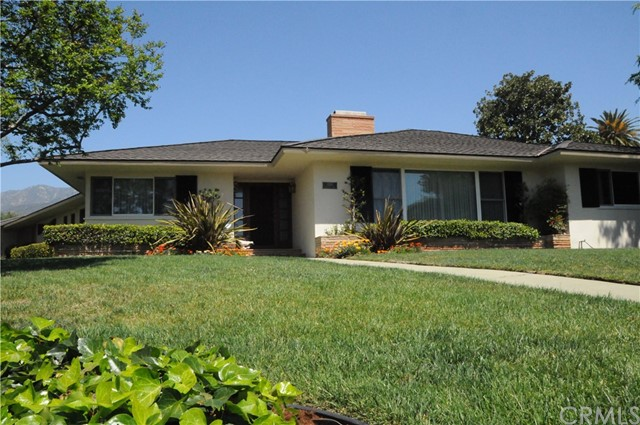 Single Family Home for Sale at 3555 Greenhill Road Pasadena, California 91107 United States