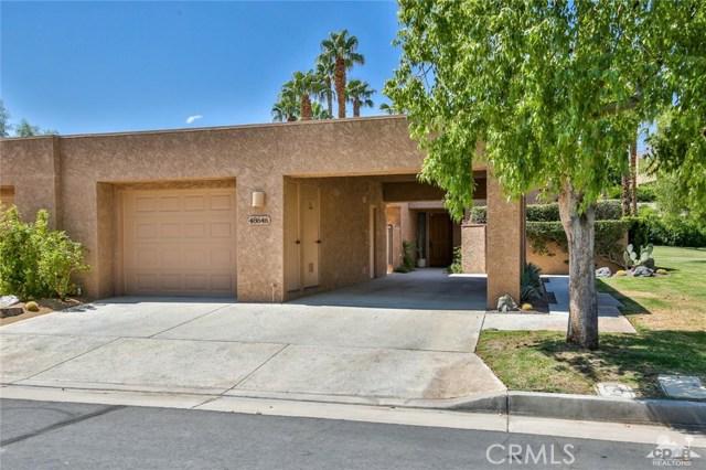 48646 Palo Verde Court, Palm Desert, CA, 92260