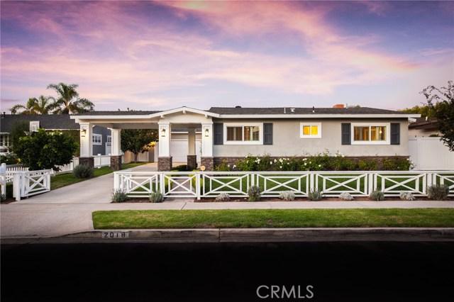 2018 Highland Drive, Newport Beach, CA 92660