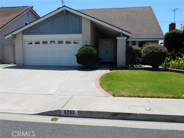 Single Family Home for Sale at 5752 San Simeon La Palma, California 90623 United States