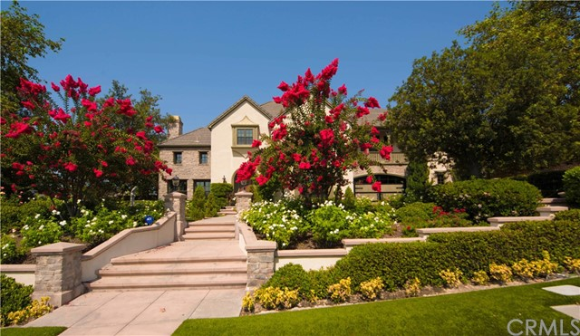 4215  Hidden Oaks Drive 92886 - One of Most Expensive Homes for Sale