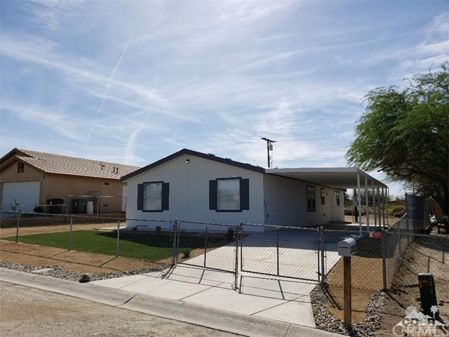 Photo of home for sale at 100081 Port Circle, Mecca CA