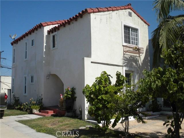 2121 S Burnside Avenue Los Angeles, CA 90016 - MLS #: DW17232182