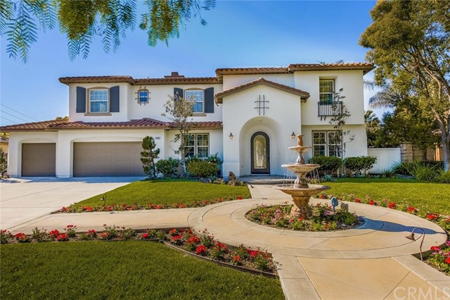 One of New Listing Yorba Linda Homes for Sale at 4181  Eureka Avenue