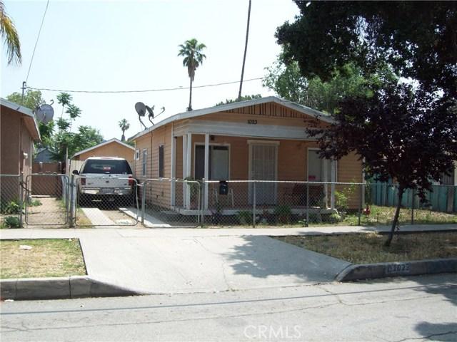 Single Family Home for Sale at 1023 Sierra Way N San Bernardino, California 92410 United States