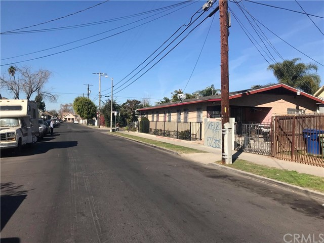 3786 Crawford Street Los Angeles, CA 90011 - MLS #: DW18021662