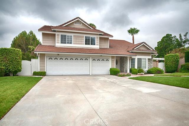 Single Family Home for Sale at 5465 Avenida Del Tren St Yorba Linda, California 92887 United States