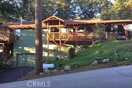 Single Family Home for Sale at 6235 Ponderosa Drive Angelus Oaks, California 92305 United States
