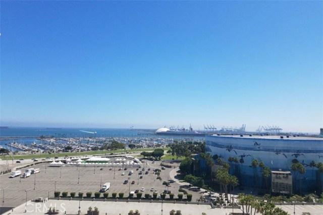 488 E Ocean Boulevard Unit 1110 Long Beach, CA 90802 - MLS #: PW18027565