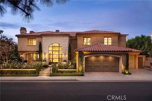 18 Canyon Fairway Drive Newport Beach, CA 92660