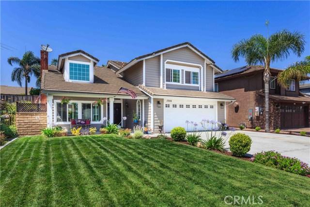 17105 Brooklyn Avenue, Yorba Linda, California