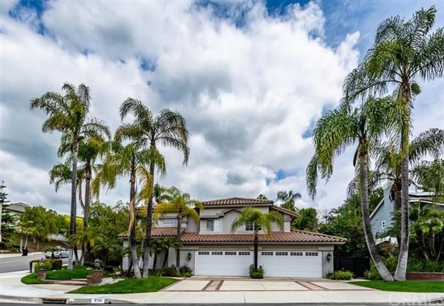 4700 Blue Mountain Drive, Yorba Linda, California