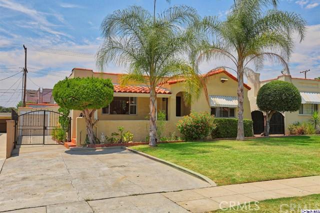 505 Griswold Street Glendale, CA 91202 - MLS #: 317005632