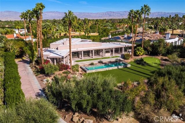 Single Family Home for Sale at 21 Clancy Lane Estates 21 Clancy Lane Estates Rancho Mirage, California 92270 United States