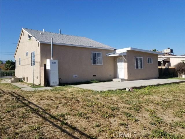 301 E 3rd Street Rialto, CA 92376 - MLS #: EV18112578