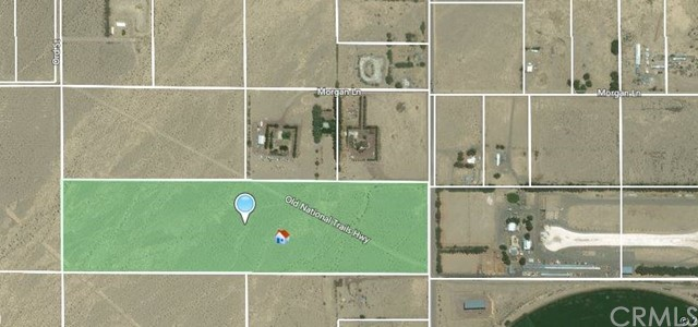 0 Fort Cady Road Newberry Springs, CA 0 - MLS #: CV18034233
