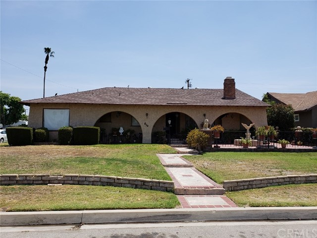 618 N Butterfield Road West Covina, CA 91791 - MLS #: CV18172082