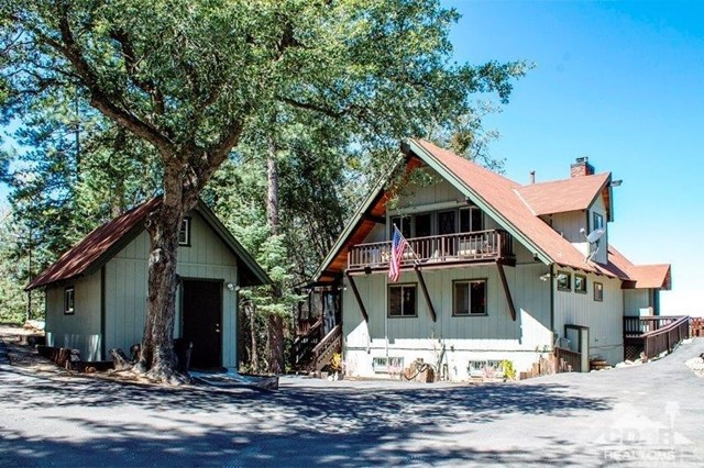 Single Family Home for Sale at 52380 Fosteriyah Drive Idyllwild, California 92549 United States