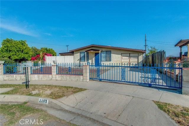 Single Family Home for Sale at 2203 King Street W San Bernardino, California 92410 United States