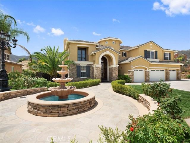 1032  Stowell Ranch Circle, Corona, California
